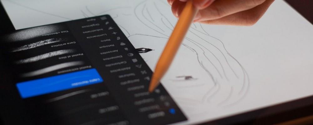 Procreate App – Introduction | Mary Li Art