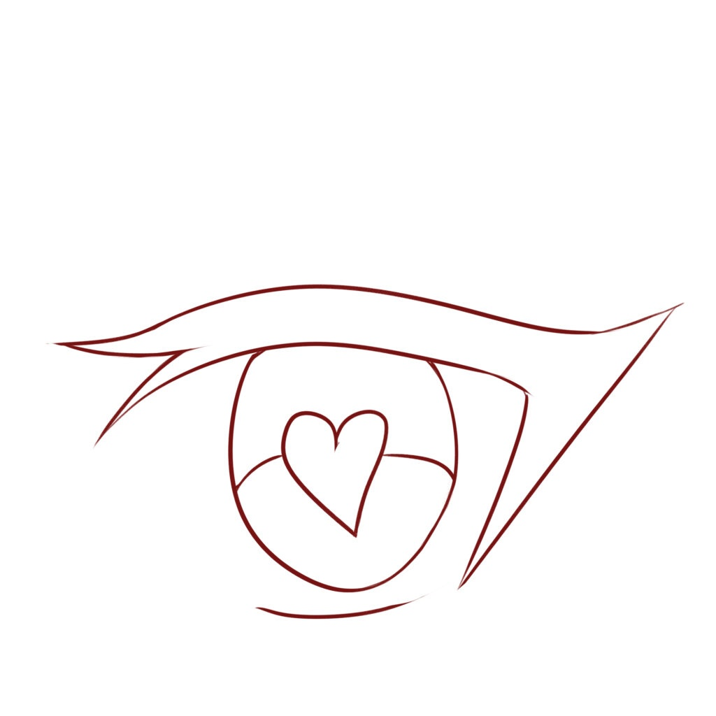 How To Draw Anime Eyes Front View Different Styles Ages Male And Female Eyes Mary Li Art